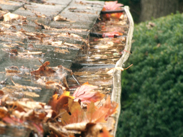 Clean Your Gutters - No Get Gutter Helmet Gutter Protection System