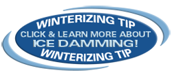 Ice Damming Tips from Seagate Roofing and Foundations