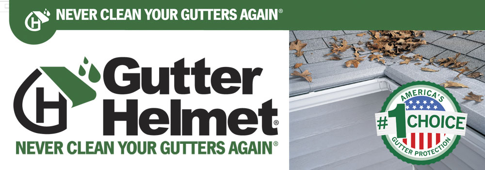 features and benefits of gutter helmet gutter protection system call them gutter caps gutter guards or gutter covers if you want to spend less time on