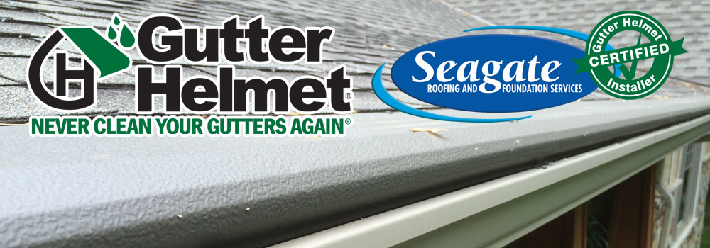 about gutter helmet authorized dealer seagate roofing and foundation services toledo ohio. Black Bedroom Furniture Sets. Home Design Ideas